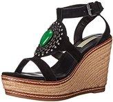 Lauren Ralph Lauren Women's Sophia Wedge Sandal