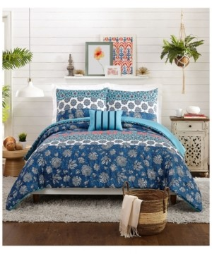 Jessica Simpson Jaydette 4 Piece Full/Queen Comforter Set
