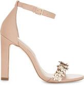 Aldo Milaa leather sandals