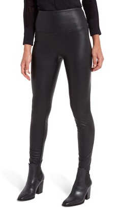 Lysse Textured Faux Leather Leggings