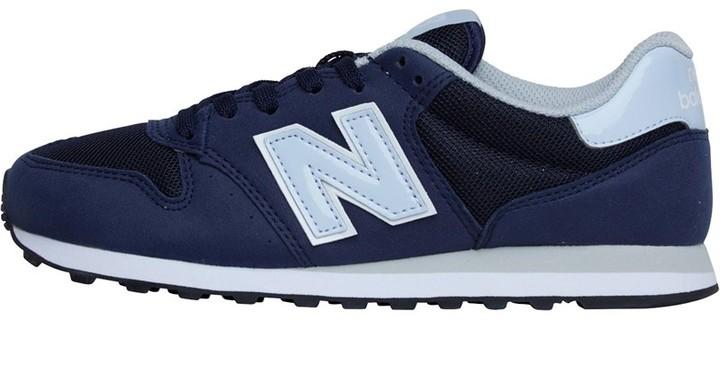 6690f10af45f New Balance Trainer Navy - ShopStyle UK