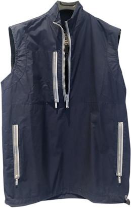 MHI Blue Synthetic Jackets