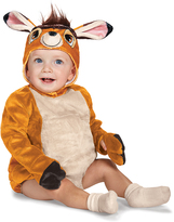 Disguise Bambi Deluxe Dress-Up Outfit - Infant