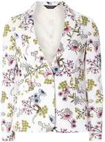 Dorothy Perkins White Floral Jacket