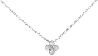Tiffany & Co. Silver White gold Necklaces