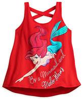 Disney Ariel Tank Tee for Girls