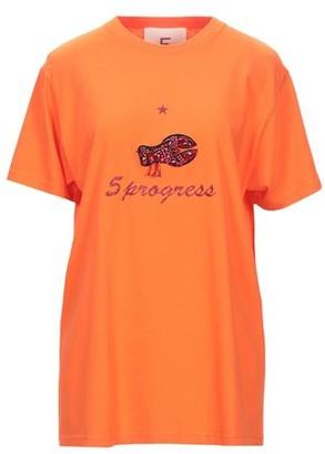 5 PROGRESS T-shirt