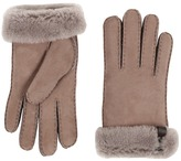 UGG Tenney Glove with Leather Trim Dress Gloves