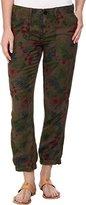 Sanctuary Women's Peace Trooper Rayon Linen Pant