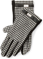 Ralph Lauren Wool-Blend Touch Screen Gloves