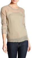 Inhabit Crew Neck Long Sleeve Pullover