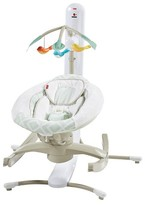 Fisher-Price Smart Connect Swing Natural