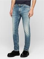 Calvin Klein Jeans Slim Straight Mid Blue Vintage Jeans
