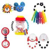 Sassy ; Babys First Rattles Gift Set - Multi-Colored