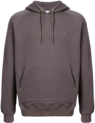 Dickies Construct long-sleeve fitted hoodie