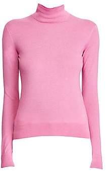 Ralph Lauren Women's Cashmere Turtleneck Sweater