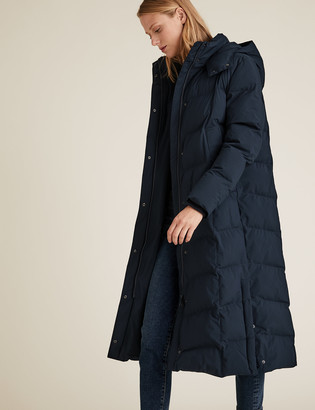 Marks and Spencer Thermowarmth Duvet Puffer Coat