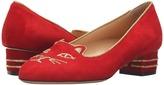 Charlotte Olympia Kitty 35 Women's 1-2 inch heel Shoes