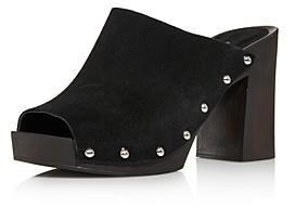 Charles David Women's Electric Slip On High-Heel Clogs