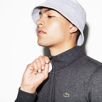 Lacoste Mens SPORT Full-Zip Fleece Sweatshirt