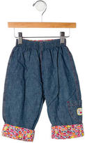 Catimini Girls' Denim Pants