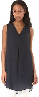 VILA CLOTHES Women's Vilucy S/l Tunic-Fav Vest