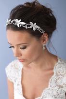 Dareth Colburn Collection Rhinestone Flower Headband