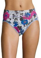 Hanky Panky Floral French Brief