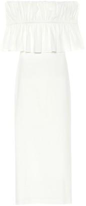 REJINA PYO Cotton-blend dress