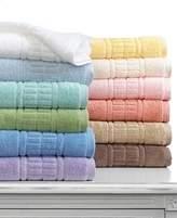Martha Stewart Collection Plush 16 X 28 One (1) Hand Towel Lemon Sorbet