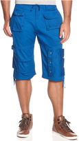 Sean John Big and Tall Shorts, Box Flight Shorts