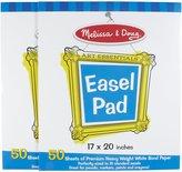 Melissa & Doug Deluxe Easel Pad - 2-Pk