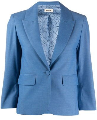 Zadig & Voltaire Valdy Strass jacket