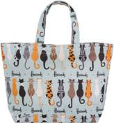 Harrods Small Curly Tails Shopper Bag