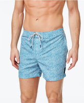 Michael Kors Men's Shell Print Board Shorts