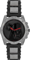 Star Wars Mens Black Red Strap Watch