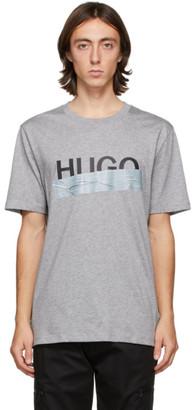 HUGO BOSS Grey Dicagolino T-Shirt