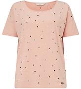 Nümph Hugette T-Shirt, Rose Dust