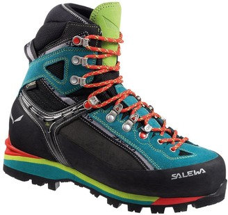Salewa WS Condor Evo Gore-TEX Trekking & hiking boots Women's Green (Cactus/Teal) 4 UK
