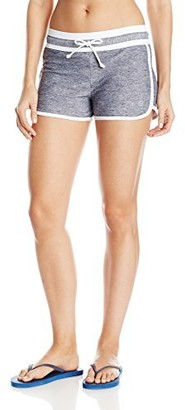 Free Country Women's Heather Surf Sporty Short