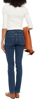 Joseph Mid-rise Skinny Jeans