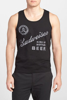 Junk Food Clothing Budweiser King of Bottled Beer Graphic Tank
