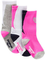 Osh Kosh 3-Pack Athletic Crew Socks