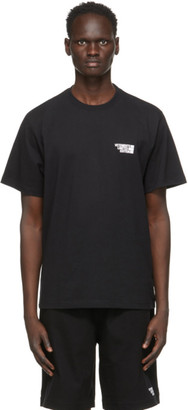 Vetements Black Limited Edition Logo T-Shirt