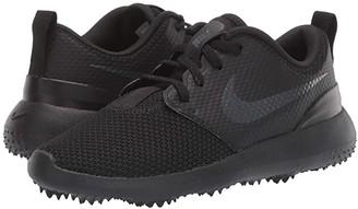Nike Roshe G (Little Kid/Big Kid) (Black/Anthracite) Men's Golf Shoes