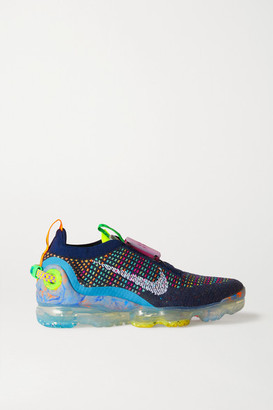 Nike Air Vapormax 2020 Flyknit Sneakers - Blue