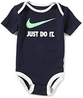 Nike Baby Boys Newborn-12 Months Just Do It Short-Sleeve Bodysuit