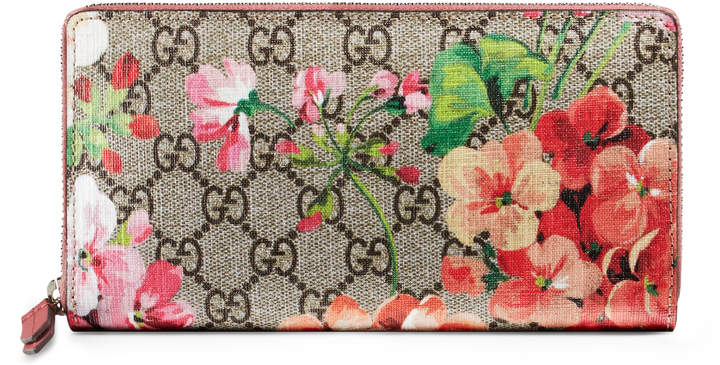 5b54c4ea497c08 Gucci Bloom Wallet - ShopStyle
