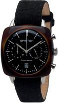 Briston 16140.SA.TV.1.LFB Clubmaster Vintage acetate watch