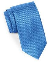 Black Brown 1826 Textured Silk Tie